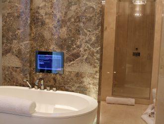 Bathroom AV