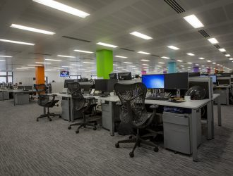 Seven Investment Management Office Fitout